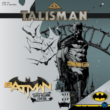 Talisman - Batman: Super-Villains Edition ***DAMAGED ITEM***