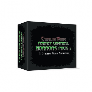 Cthulhu Wars: Ramsey Campbell Horrors 1 Expansion