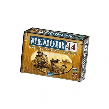 Memoir'44 : Mediterranean Theater Pack