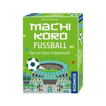 Machi Koro: Fussball (GERMAN)