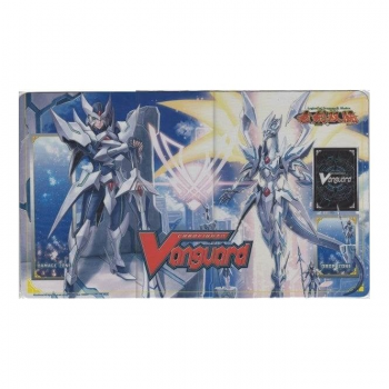 Cardfight!! Vanguard PLAYMAT - BT16 : Thing Saver & Blaster Blade Seeker