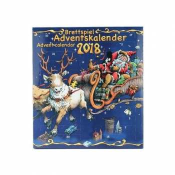 Brettspiel Advent Calendar 2018