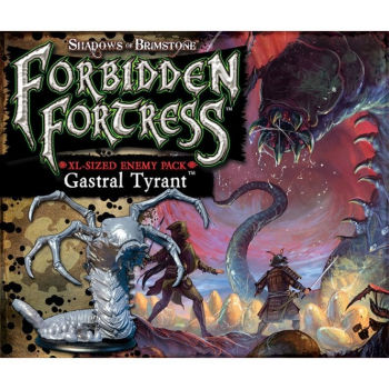 Shadows of Brimstone: Forbidden Fortress: Gastral Tyrant - XL Enemy Pack