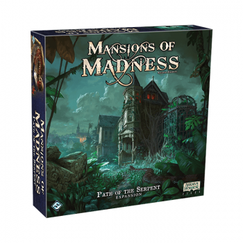 Mansions of Madness (Second Edition) : Path of the Serpent