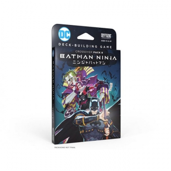 DC Comics Deck-Building Game - Batman Ninja Crossover Pack #8