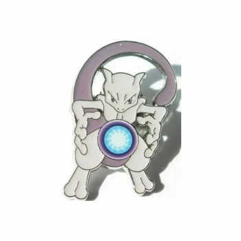 Pokemon Collectors Pin Badge - Hidden Fates Mewtwo