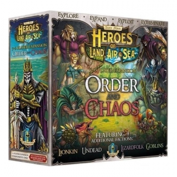 Heroes of Land, Air & Sea - Order and Chaos