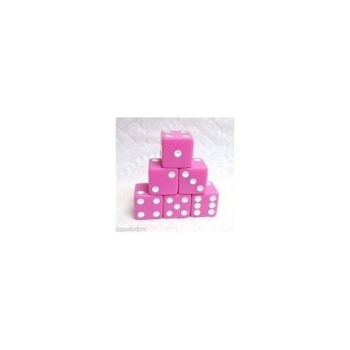 Koplow Games Pastel D6 Dice Set : Purple