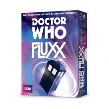 Fluxx - Doctor Who
