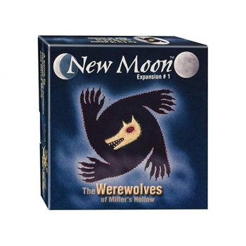 Werewolves of Miller's Hollow 2020 Edition: New Moon Expansion
