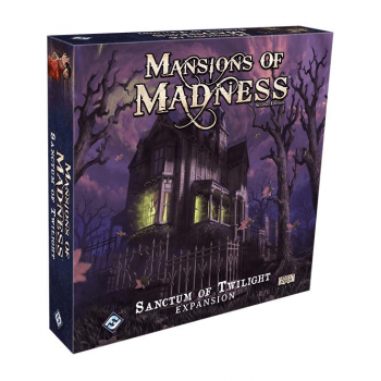 Mansions of Madness (Second Edition) : Sanctum of Twilight