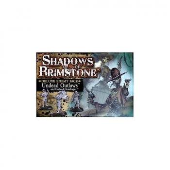 Shadows of Brimstone : Undead Outlaws Deluxe Enemy Pack