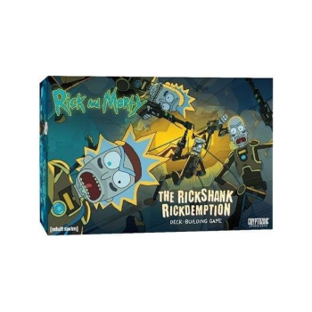 Rick and Morty: The Rickshank Rickdemption