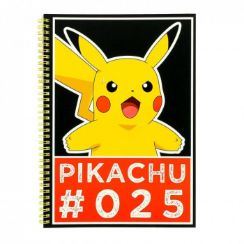 Blueprint Collections Pokemon A4 Notebook