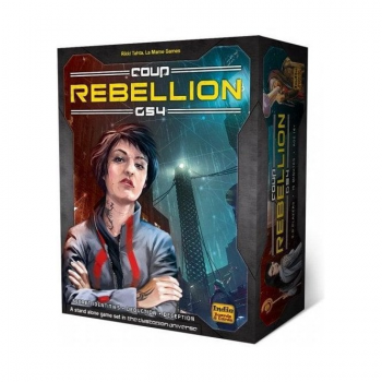 Coup : Rebellion G54