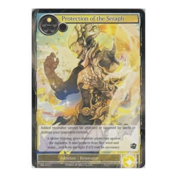 Protection of the Seraph : SKL-015 - Force of Will Single Card