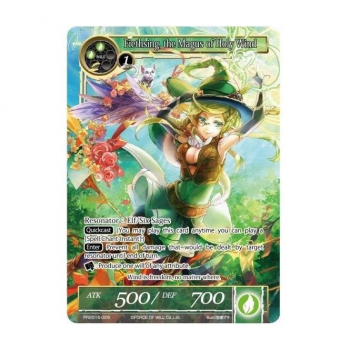 Force of Will TCG - Promo Card : PR2015-029 Fiethsing the Magus of Holy Wind (FOIL)