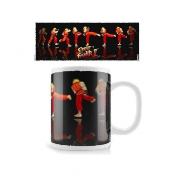 Streetfighter Mug - 'Ken Sequence'