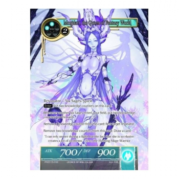 Force of Will TCG - Promo Card : PR2015-032 Moojdart the Queen of Fantasy World