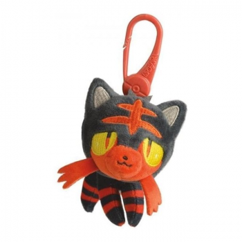 Pokemon Toy - Clip-On Plush : Litten