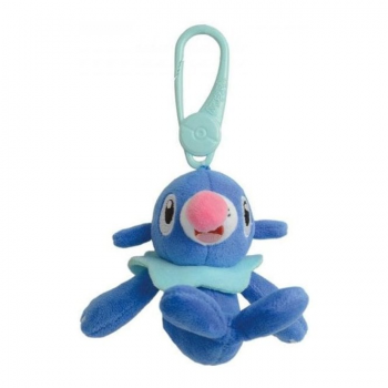 Pokemon Toy - Clip-On Plush : Popplio