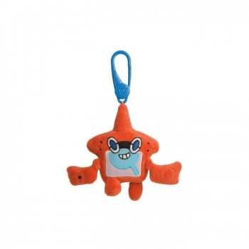 Pokemon Toy - Clip-On Plush : Rotom Pokedex