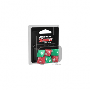 X-Wing: Miniatures Game Dice Pack (2nd Edition)