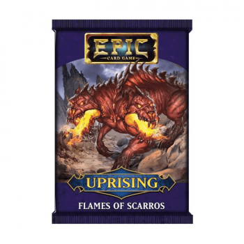 Epic Card Game : Uprising Flames of Scarros